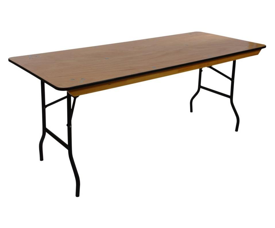 rectangular table 8 39 x30 seats 8